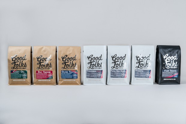 Good Folks Coffee - Blends, Single-Origin and Espresso