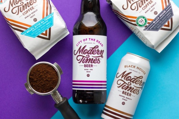Modern Times beer coffee