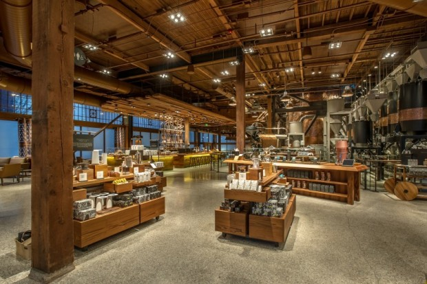 Starbucks Reportedly Planning Reserve-Brand Coffee Flagship for New York