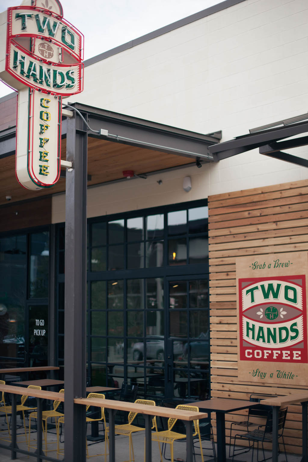 Two Hands Austin TX