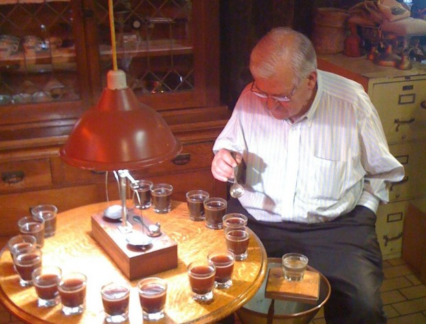 Bay Area Coffee Pioneer George Vukasin Passes Away at 82