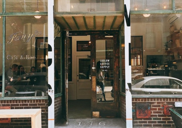 Ludlow Coffee Supply: Drips and Clips on NY's Lower East Side