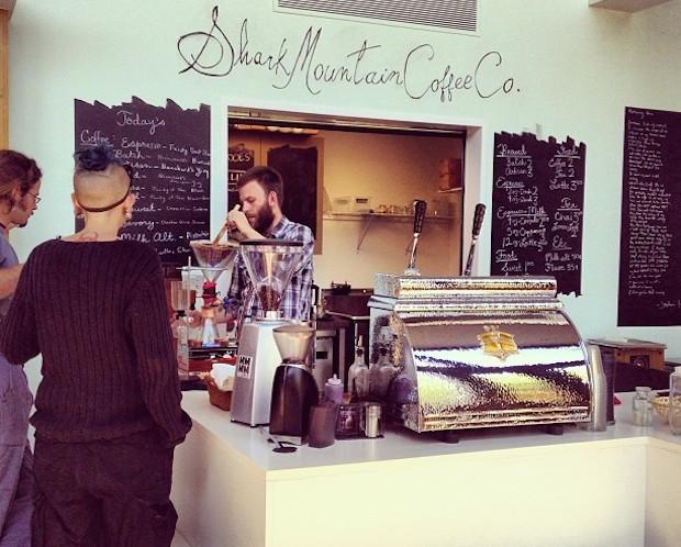 shark mountain cafe