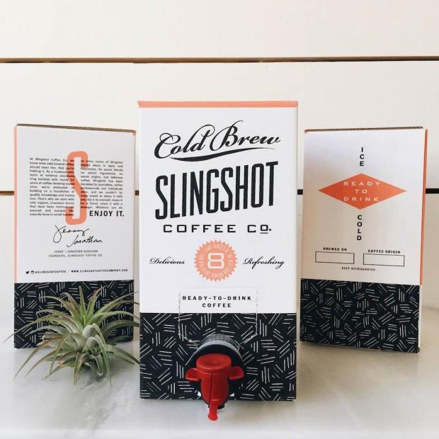 All photos by Jenny Bonchak, courtesy of Slingshot Coffee Co.