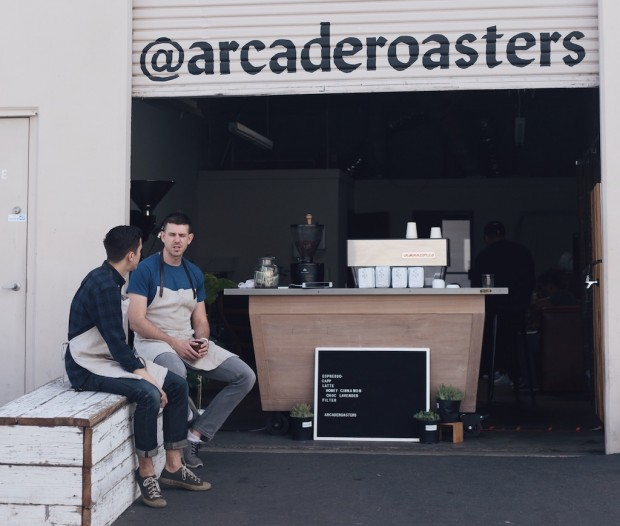 It's Game On for Arcade Coffee Roasters in Riverside