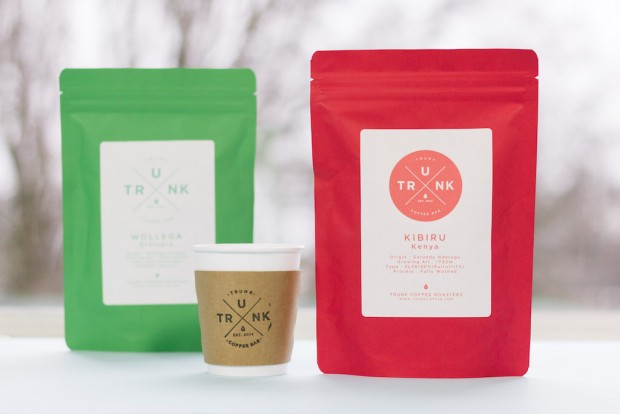 Unpacking Coffee with Kandace and Ray: Trunk Coffee of Japan