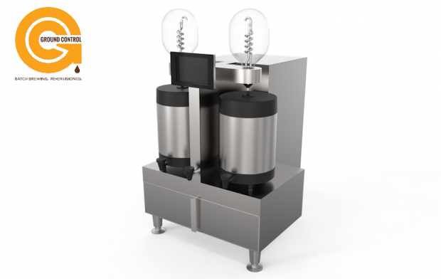 Ground Control Voga brewer
