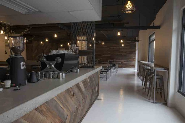 The New Algorithm Coffee Co. Formulates Grand Plans in Berkeley