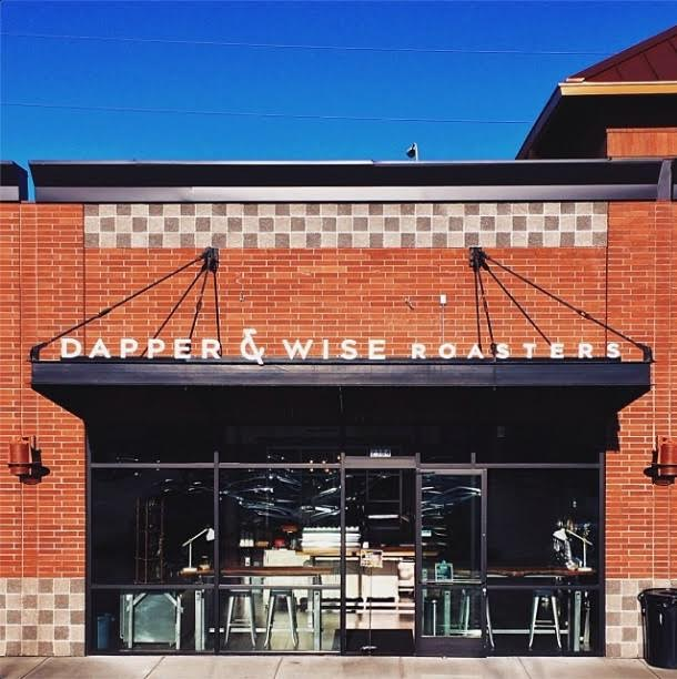 Dapper and Wise Coffee roastery and tasting room in Beaverton. Photo courtesy of Dapper and Wise.