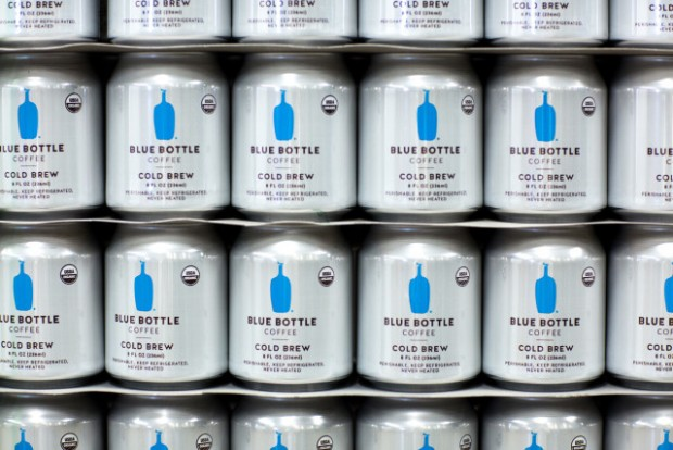 Blue Bottle Coffee photo.