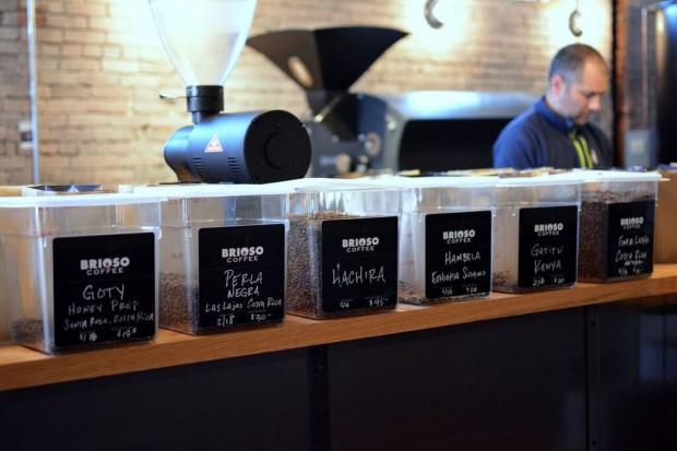 brioso coffees