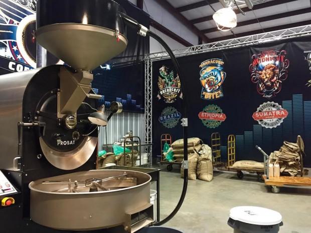 classic rock coffee roaster