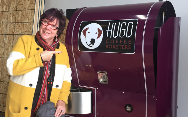 Hugo Coffee Goes Purple with Park City Roastery Launch