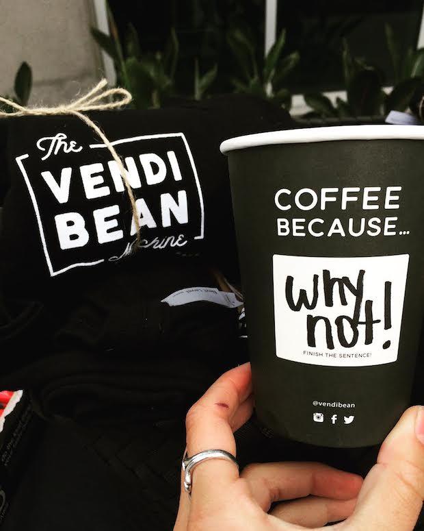 coffee because