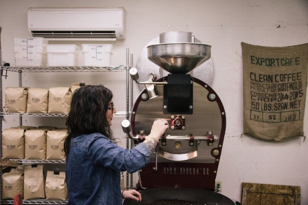 Flight Coffee New Hampshire