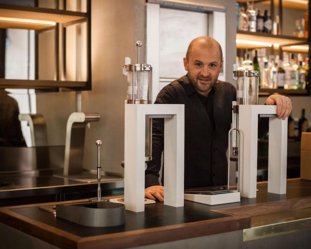 Italian Barista Champion Francesco Sanapo on Challenging the Institution