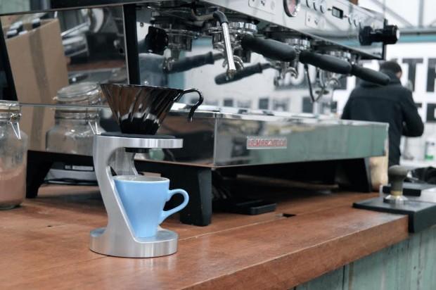 Origin brew stand aeropress pourover