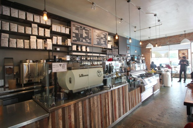 A Groundwork Coffee retail shop. Photo courtesy of Groundwork Coffee.