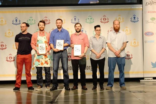 Barista Guild of America Photo.
