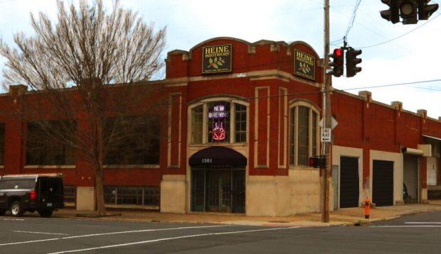 The new headquarters exterior. All photos courtesy of Heine Bros.