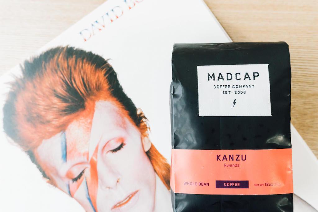Madcap Coffee Menu