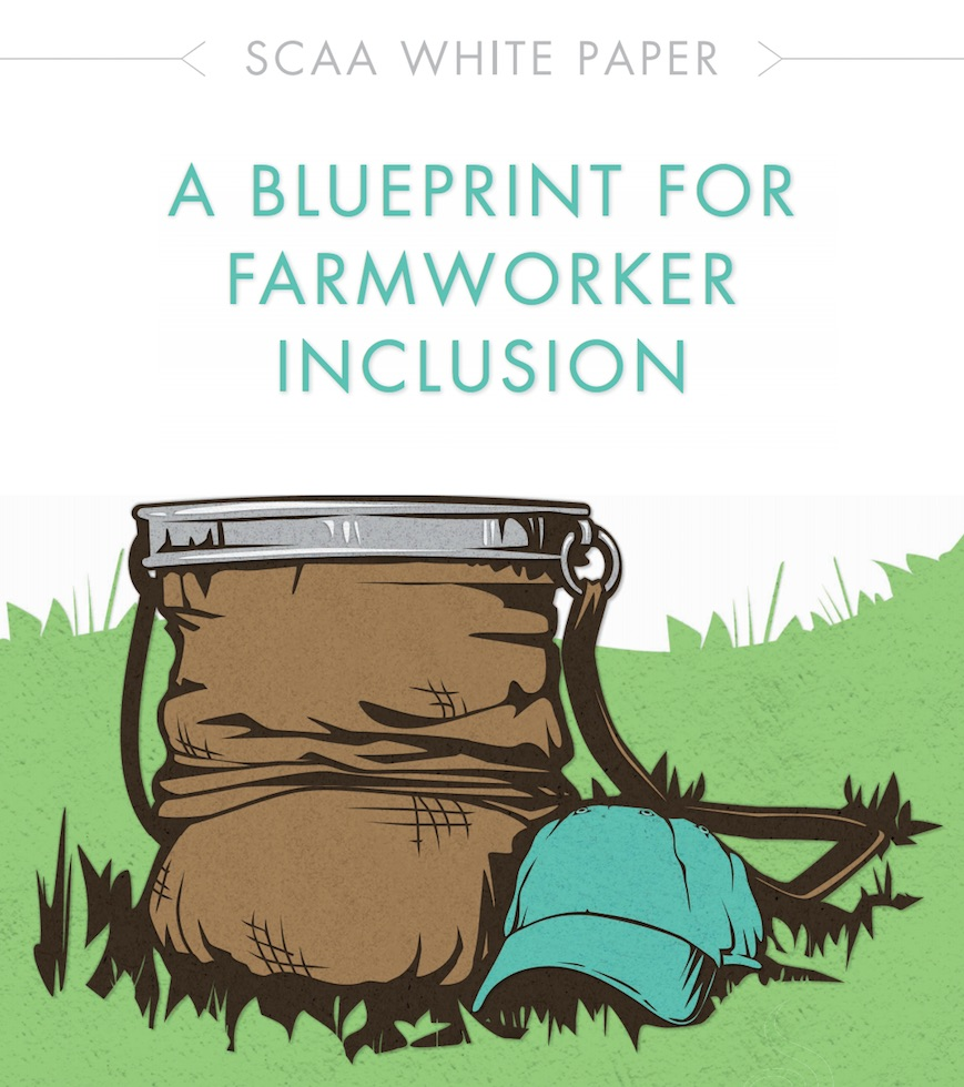 SCAA Blueprint for farmer inclusion