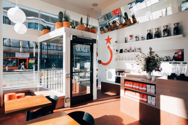 Ritual Coffee Refreshes Brand, Opens in Haight-Ashbury