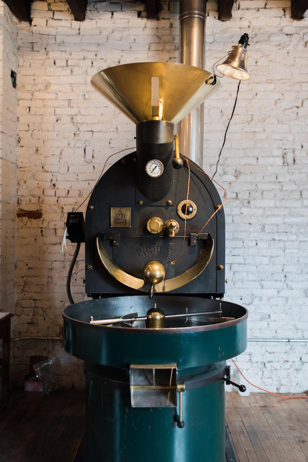Ultimo coffee roaster philly