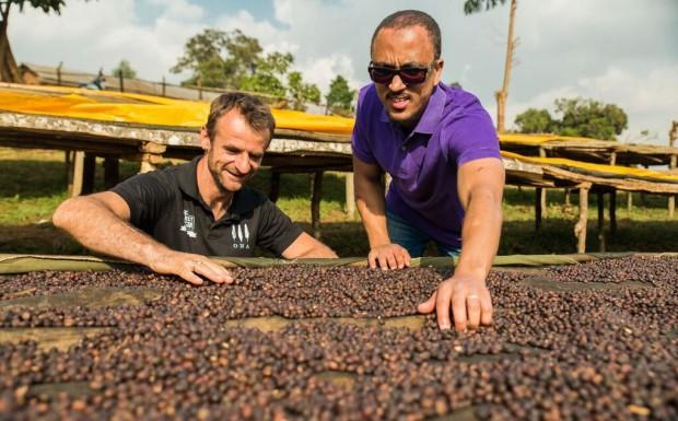 Sasa Sestic Coffee Man