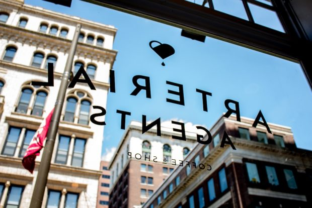 Arterial Agents Opens in the Heart of Philly's Jewelers Row