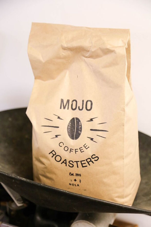 Mojo Coffee Roasters New Orleans
