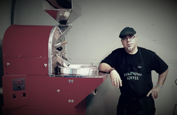 Symphony Coffee Roasters a Score for North Carolinians