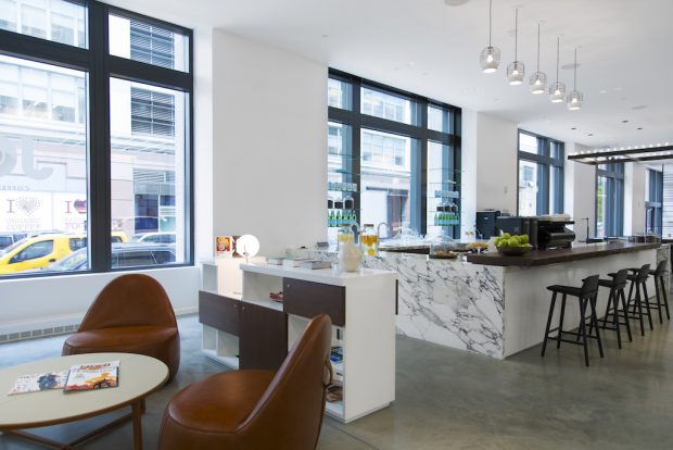 Cadillac Enlists Joe Coffee as Partner in Multi-Retail Concept Cadillac House in NYC