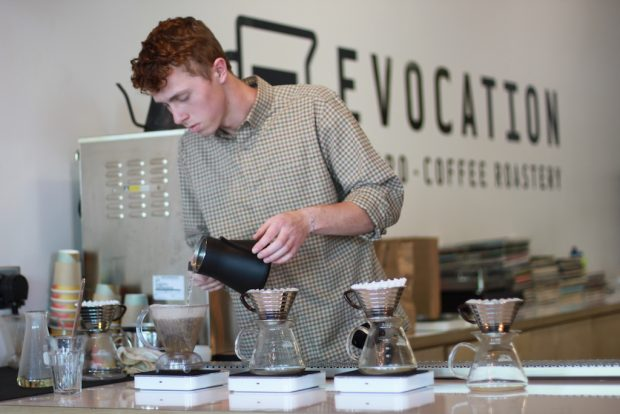 Texas Roaster Evocation Coffee Calls Forth a Flagship Cafe in Amarillo