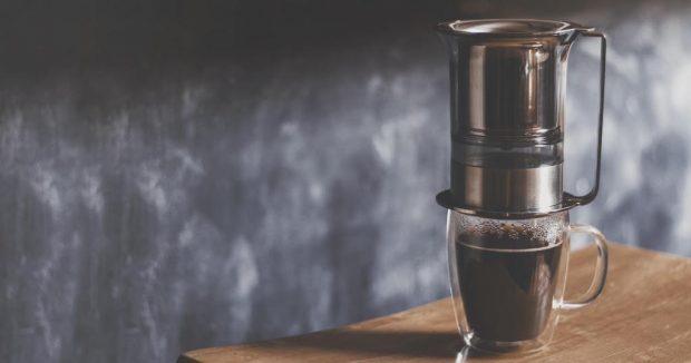 lulus hand coffee brewer