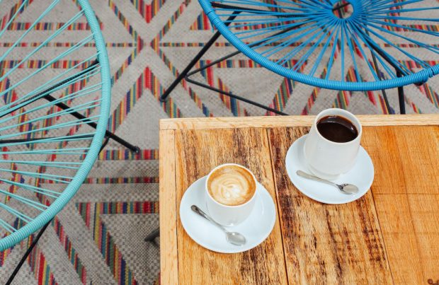 The Springs cafe wellness coffee