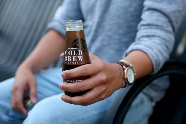 Starbucks Launching Bottled, Unsweetened Cold Brew Throughout the US