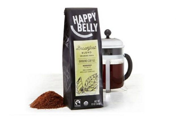 Amazon Has Started Selling its Own Happy Belly Brand Coffee