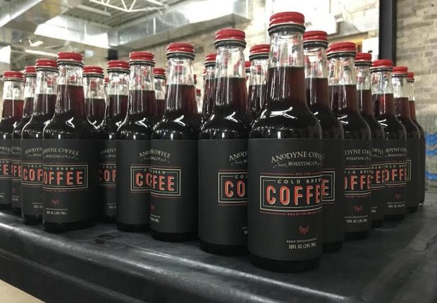 Milwaukee's Anodyne Coffee Adds Bottling Line, Launches Cold Brew