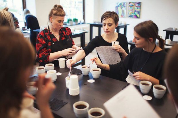 Women-Focused Barista Connect Event Coming to London in September