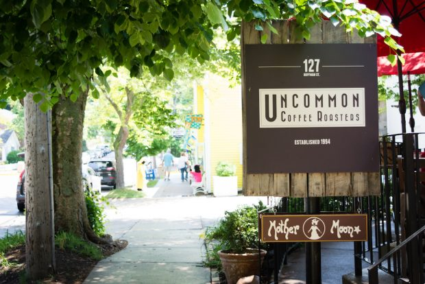 uncommon coffee roasters Michigan