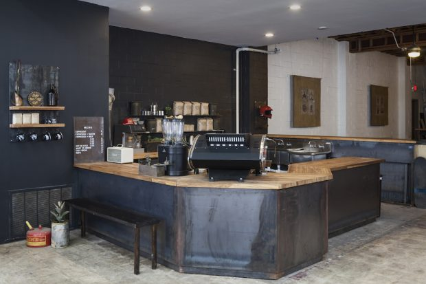 Austin's Flat Track Coffee Enters the Fast Lane with Bike Shop Co-Retail