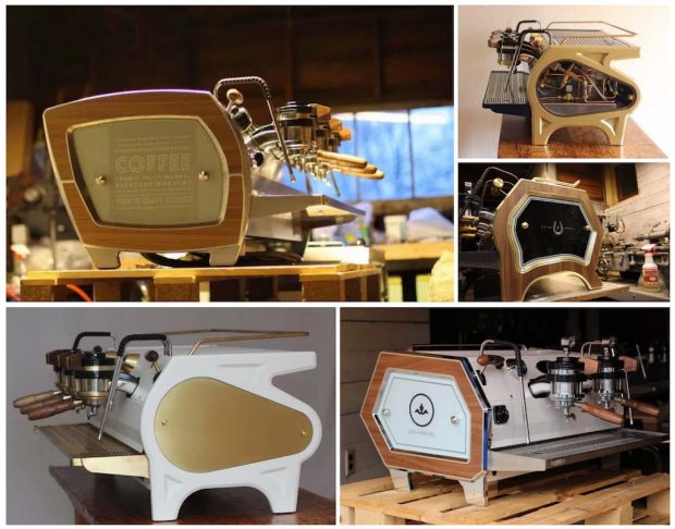 Pantechnicon Design Makes Great Espresso Machines Awesome