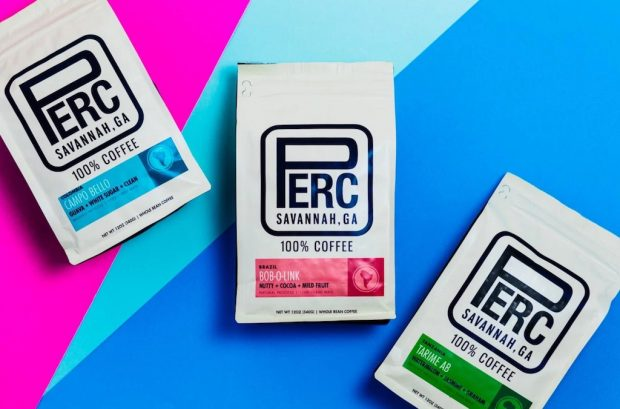Unpacking Coffee with Kandace and Ray: Perc Coffee Roasters