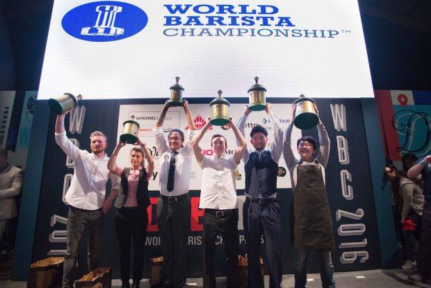 world barista championship 2016