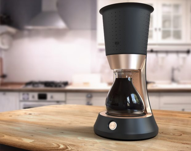 Firstbuild's Prisma Machine Vacuums Cold Brew Steep Time Down to 10 Minutes