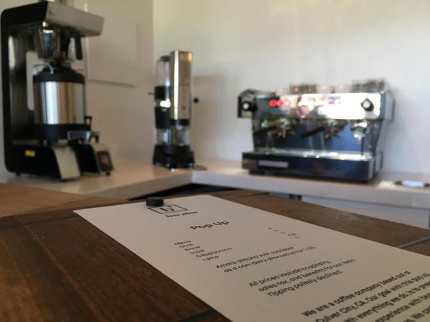 How L.A.'s Bar Nine is Applying a Japanese Manufacturing Concept to Coffee Retail