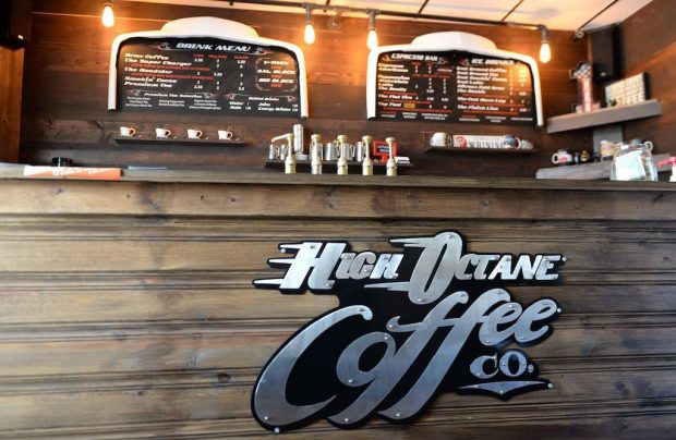 high octane bar