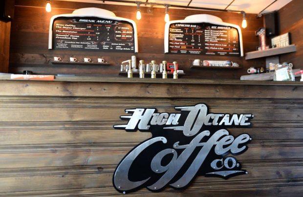 high octane bar