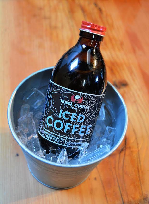 nossa familia iced coffee
